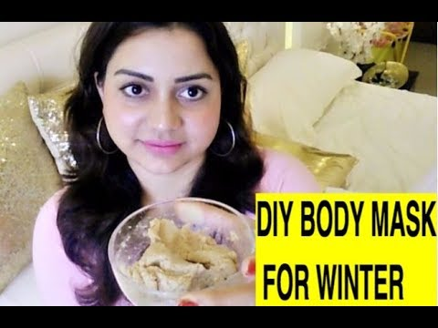 DIY 10-mins Miracle Body Mask for Lustrous, Silky Spa-Like Skin in Winter
