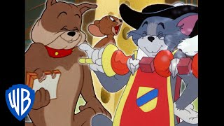 Tom & Jerry | Tom & Jerry Love Food! | Classic Cartoon Compilation | WB Kids