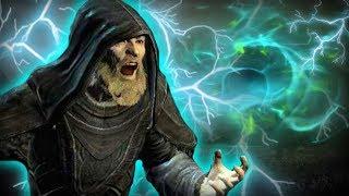 Skyrim - The True Power of the Greybeards - Elder Scrolls Lore