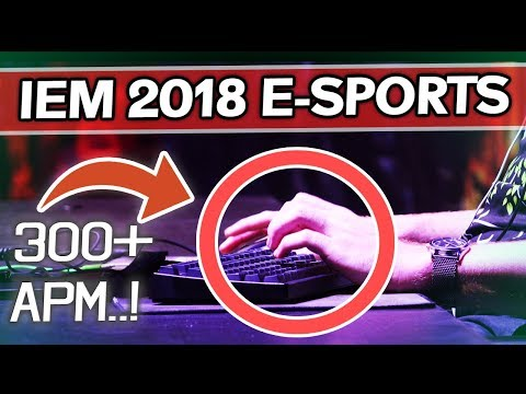 The RAPID GROWTH of PRO GAMING & 5G Internet - IEM 2018 Sydney