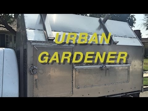 URBAN GARDENER...... Lockdown