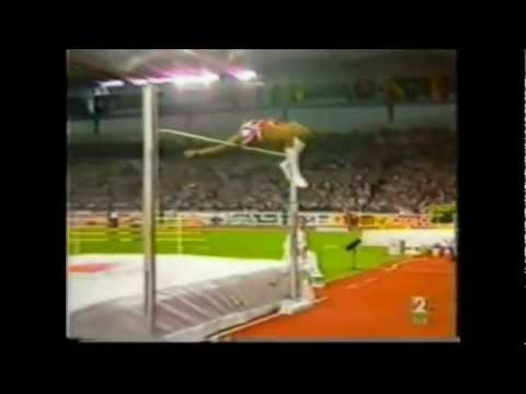 High Jump Form Slow Motion