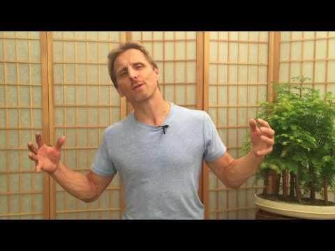 Flexibility For Men Info video with Danny Bridgeman
