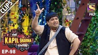 Doodhwala's Hilarious Joke On Shaan- The Kapil Sharma Show - 16th Apr, 2017