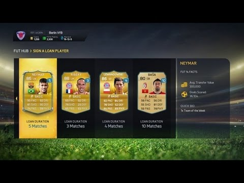 FIFA 15 ULTIMATE TEAM - HOW TO GET MESSI & RONALDO FOR FREE ON LOAN! Loan System Explained