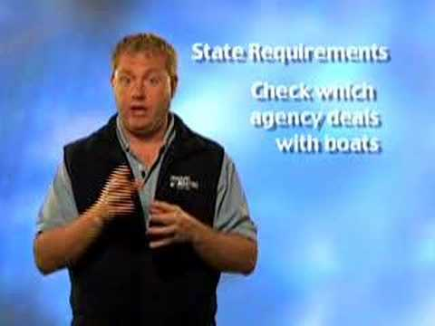 The Boating Guy - Do I need to register my boat?