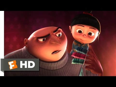 Despicable Me (10/11) Movie CLIP - Bedtime Story (2010) HD