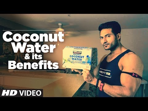 COCONUT WATER & its Benefits ( नारीयल पानी के फायदे ) | Info by Guru Mann