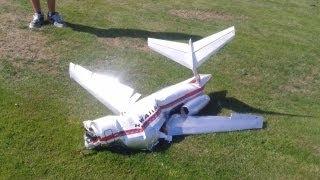 RC DC-9 Fatal Crash