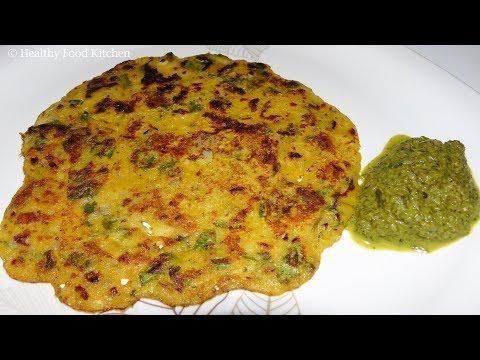 Instant Wheat Adai Dosa Recipe - Adai Dosai Recipe - Diabetic Breakfast Recipe