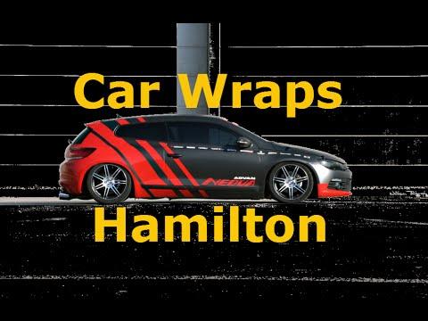 Car Wraps Hamilton Ontario