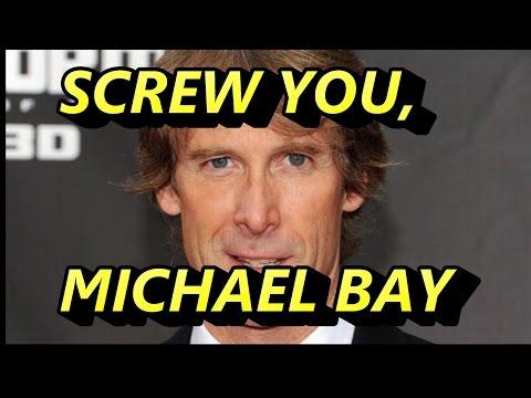 Michael Bay SUCKS !