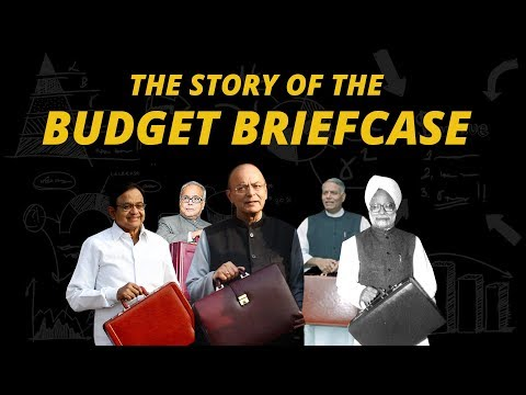 Budget 2018: The Story Of The Budget Briefcase | 5 Things We Bet You Didn't Know