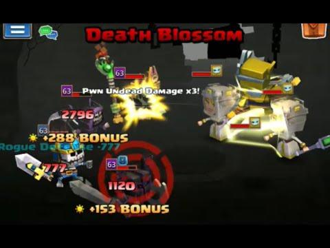 3 starring Plague of the Undead (VH)!! - Dungeon Boss
