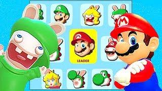 Mario and Rabbids: Kingdom Battle (Phantom of the Bwahpera Song)