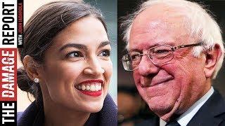 Alexandria Ocasio-Cortez To Endorse Bernie?