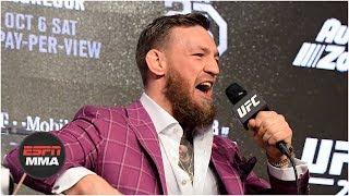 [FULL] Conor McGregor vs Khabib Nurmagomedov press conference for UFC 229 | ESPN