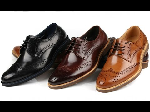 SIGNS OF GOOD QUALITY DRESS SHOES FOR MEN