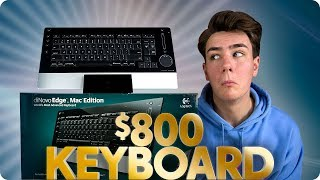 Most Expensive Keyboard on the Internet?