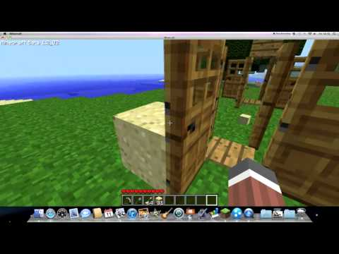 Minecraft: How to make a basic Mob Trap
