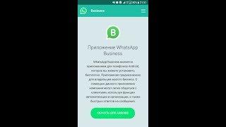 Whatsapp бизнес, крутая новость, смотрите обзор (ватсап бизнес)
