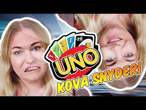MIN FØRSTE GANG! 🙈 | Dansk UNO #1
