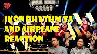 [4ladsreact] Ikon - 리듬 타 Rhythm Ta And Airplane Mv Reaction