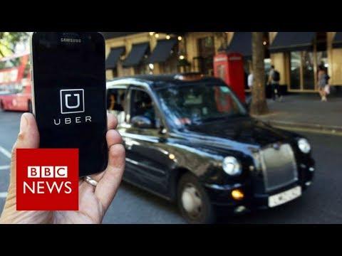Uber loses London operating licence - BBC News