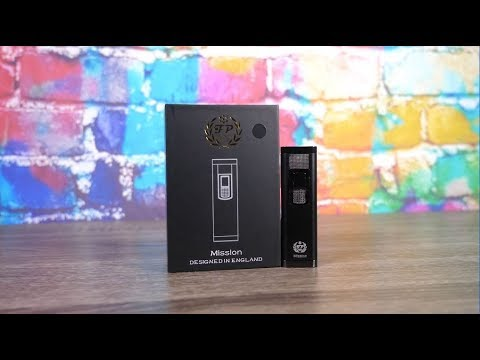FP Mission Kit Review from Cacuq Ecigs! VapingwithTwisted419