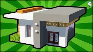 comment construire une maison moderne dans minecraft Videos - 9videos.tv