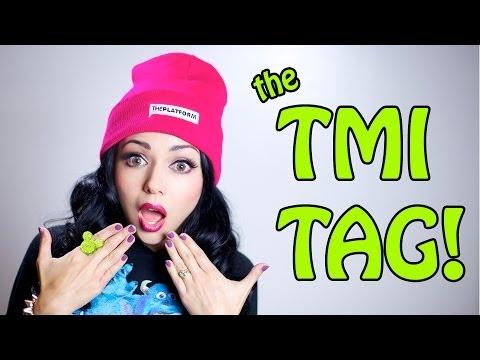 The TMI Tag! | Charisma Star
