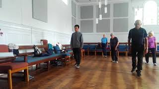 Tai Chi 24 Form Class With Robert Luo