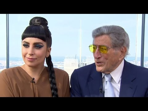Lady Gaga Talks Tony Bennet And Shows Off A Special Tattoo | TODAY