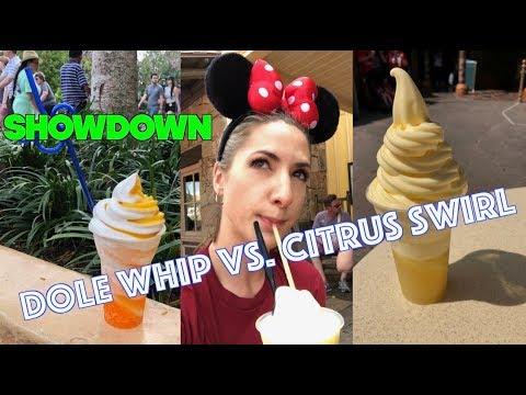 Dole Whip vs. Citrus Swirl SHOWDOWN