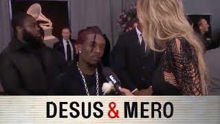 Download Lil Uzi Vert on the Grammys Red Carpet Video