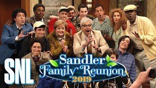 Download Sandler Family Reunion - SNL Video
