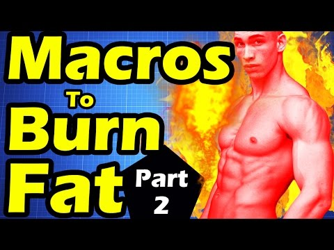 How to Lose Weight FAST #2 ➟ MACROS to Burn belly fat Overnight at home in 1 week for teenagers men