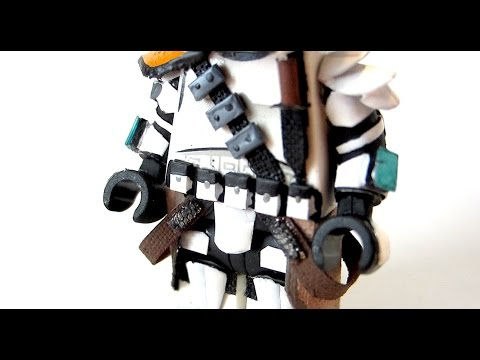 How To: Make a Supply & Ammo Belt For Your Lego Minifigures