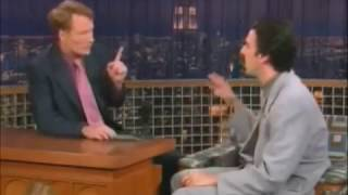 Borat on Conan O