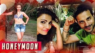 Navina Bole aka Tia INTIMATE Honeymoon Photos With Husband | TellyMasala