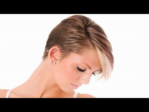 Best Pixie Haircuts For Short Hair - Short Women hairstyles