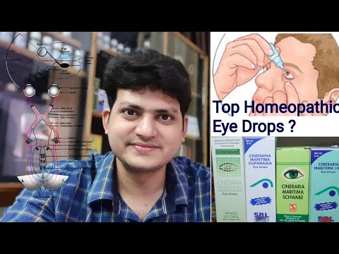 Top Homeopathic Eye Drops ? Vision Care | Eye Care |