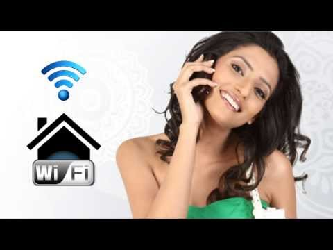 How to make a wifi call using Dial91 Android App