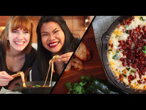 Chorizo Queso Fundido (Collab with Julie Nolke)   Jen Phanomrat