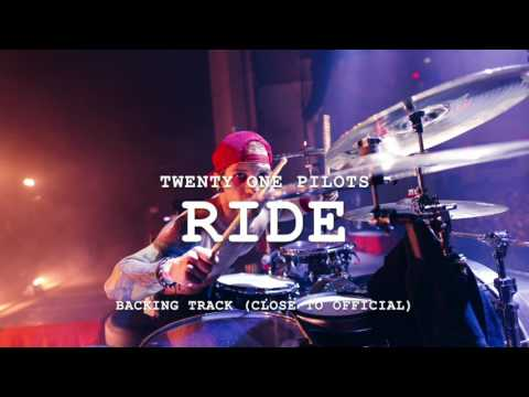 (accurate) twenty one pilots - Ride [Backing Track]