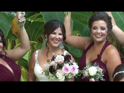 Wedding Highlights Heidi and Dustin Washington Videographer