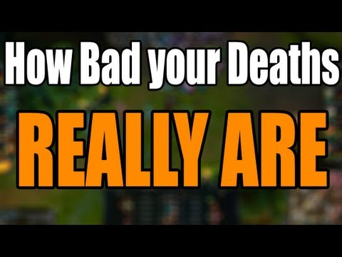 How bad your Deaths REALLY are