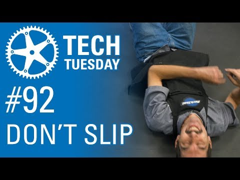 Prevent Lockring Tool Slip  - Tech Tuesday #92