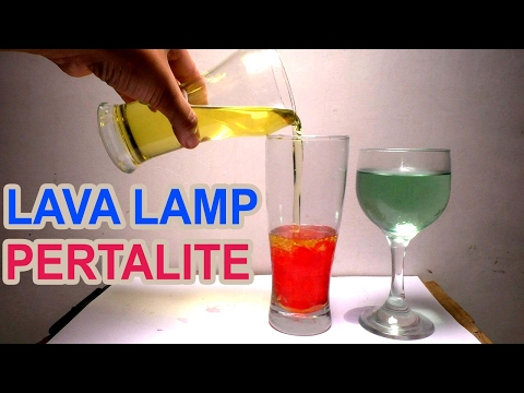 LAMPU LAVA PALING KEREN | EKSPERIMEN #106