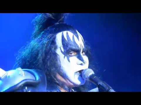 KISS - Radioactive KISS Kruise 2016-11-06 (first time since december 14 1979)